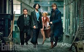 The four main characters