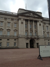 The Palace up close